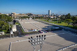 Training fields<br /> Olympic Games Tokyo 2021<br /> © Hippo Foto - Dirk Caremans<br /> 18/07/2021