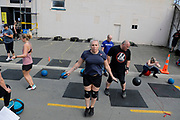 2020 South Island Masters Games<br /> CROSSFIT<br /> Timaru<br /> Photo KEVIN CLARKE ANZIPP CMG SPORT ACTION IMAGES<br /> 10/10/2020<br /> ©cmgsport2020
