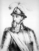 Francisco Pizarro y González, 1st Marqués de los Atabillos (c. 1471 or 1476 – June 26, 1541) was a Spanish conquistador, conqueror of the Inca Empire and founder of Lima. Through his father, Francisco was second cousin to Hernán Cortés, the famed conquistador of Mexico.