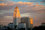 Los Angeles City Hall, California, USA