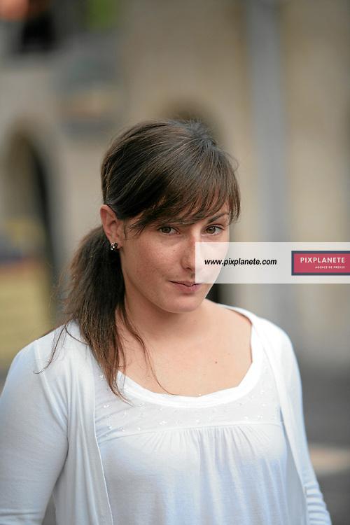 Diane Thermoz Liaudy - Snowboard - présentation de l'équipe de France de ski 2007-2008 - Photos exclusives - 9/10/2007 - JSB / PixPlanete