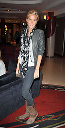 LADY LOUISA COMPTON at a screening of the short film 'The Volunteer' held at the Courthouse Hilton Hotel, 19-21 Great Marlborough Street, London W1 on 26th October 2009.
