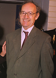 The HON.THOMAS PAKENHAM son of the Earl of Longford, at an exhibition in London on 26th October 1998.MLF 43 MO