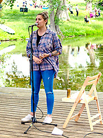 n Chimene suleyman at the Also Festival 2021 at Cpmton Verney,photo by Mark Anton Smith<br /> .