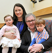 Deirdre Moran & Family