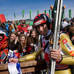 20100318: SLO, FIS Ski Flying World Championships 2010 Planica, Day 1