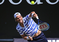 20170615, ATP Tour World, MercedesCup, Weissenhof Stuttgart,Tennis Sport, im Bild:..Feliciano Lopez ( ESP)..*Copyright by:  Philippe Ruiz..Oberbrunner Strasse 2.81475 MŸnchen, .Tel: 089 745 82 22, .Mobil: 0177 29 39 408..( MAIL:  philippe_ruiz@gmx.de ) ..Homepage: www.sportpressefoto-ruiz.de. (Credit Image: © Philippe Ruiz/Xinhua via ZUMA Wire)