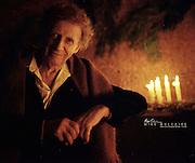 Marcel Marceau / the worlds great mime artist Portrait photographer Mike Mulcaire Ireland