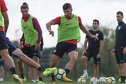 August 27, 2017 - Whippany, NJ, USA - Whippany, NJ - Monday August  28, 2017: The USMNT train in preparation for their world cup qualifying match versus Costa Rica Red Bulls training facility. (Credit Image: © John Dorton/ISIPhotos via ZUMA Wire)