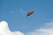 Red Bull Cliff Diving World Series in Copenhagen