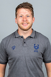 David Howes - Mandatory by-line: Robbie Stephenson/JMP - 01/08/2019 - RUGBY - Clifton Rugby Club - Bristol, England - Bristol Bears Headshots 2019/20