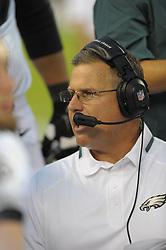 2013 Eagles vs Pats 8-9-13 game action<br /> jeff stoutland