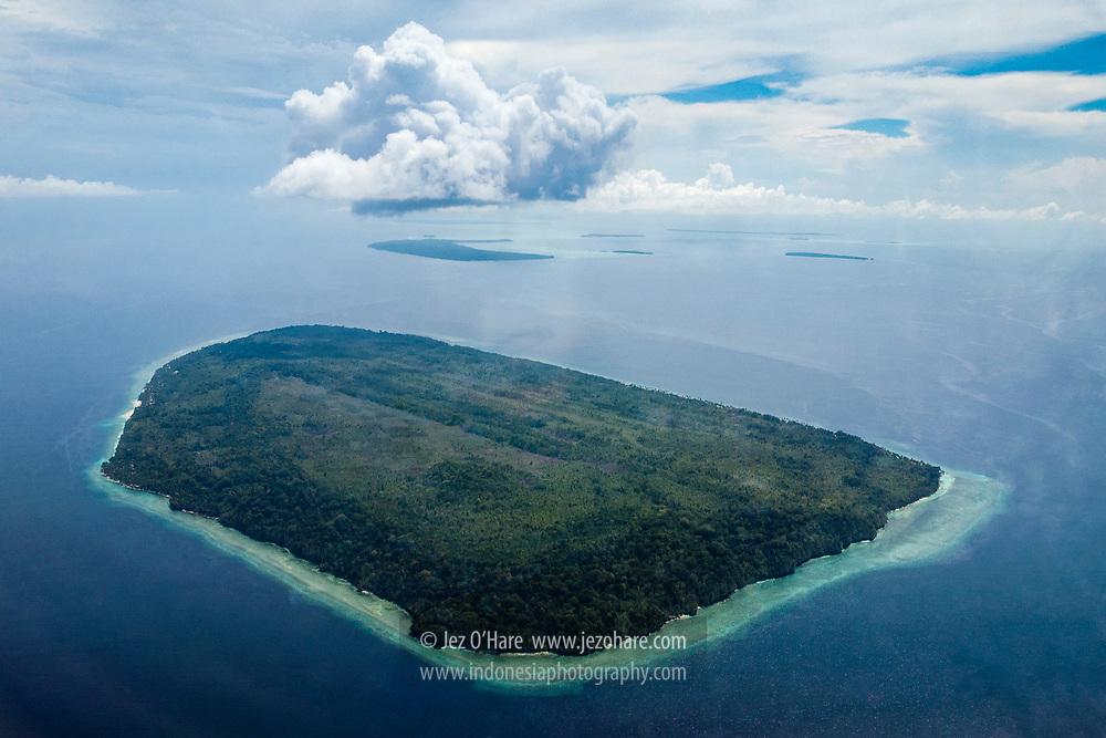Owi Island, Biak, Papua, Indonesia.