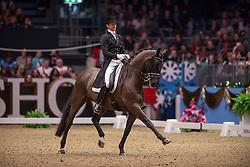 Gal Edward (NED) - Glock's Undercover<br /> Kur - Reem Acra FEI World Cup Dressage Qualifier - The London International Horse Show Olympia - London 2012<br /> © Hippo Foto - Jon Stroud