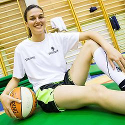 20140514: SLO, Basketball - Media day of Slovenian Women Basketball Team in Kranjska Gora