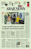 May 05, 2021 - ASIA-PACIFIC: Front-page: Today's Newspapers In Asia-Pacific