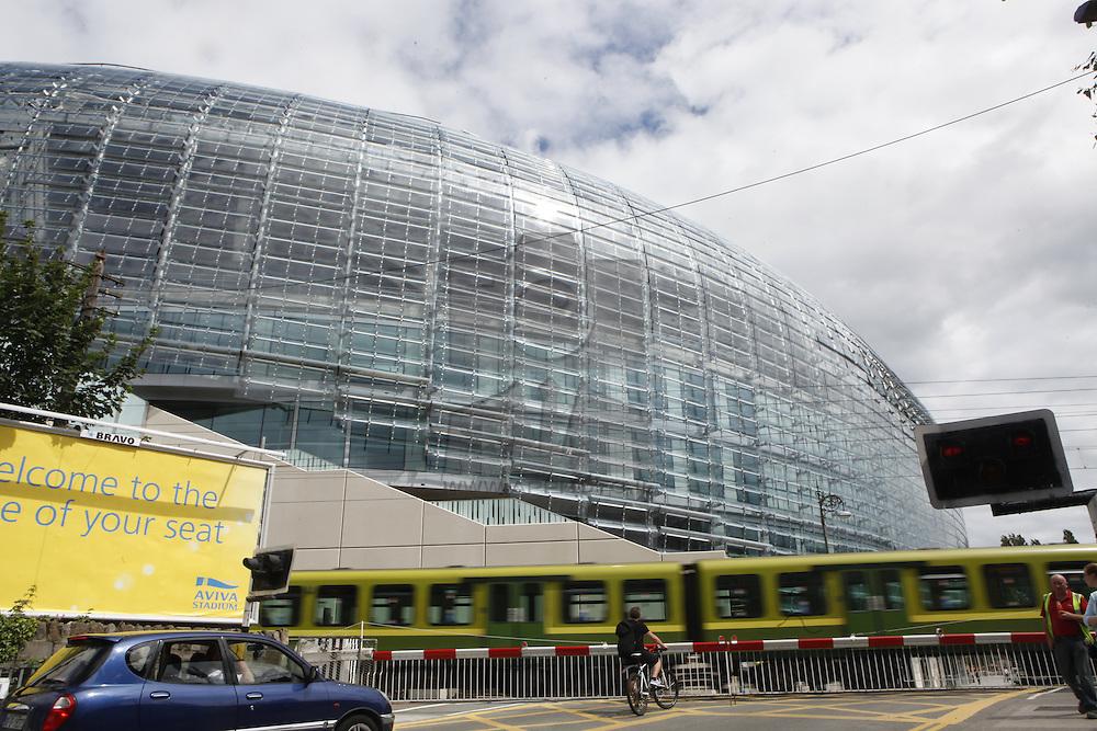Aviva Stadium Dublin. Pic Andres Poveda