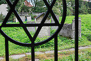 The Jewish Cemetery, Krakow, Poland