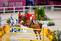 Thieme Andre, GER, DSP Chakaria, 346<br /> Olympic Games Tokyo 2021<br /> © Hippo Foto - Stefan Lafrentz<br /> 07/08/2021