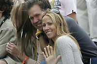 Sykkel<br /> Tour de France 2005<br /> 4 etappe - lagtempo<br /> 05.07.2005<br /> Foto: PhotoNews/Digitalsport<br /> NORWAY ONLY<br /> <br /> Sheryl Crow