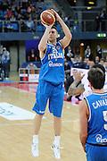 DESCRIZIONE : Pesaro Edison All Star Game 2012<br /> GIOCATORE : Jeff Viggiano<br /> CATEGORIA : tiro three points<br /> SQUADRA : Italia Nazionale Maschile<br /> EVENTO : All Star Game 2012<br /> GARA : Italia All Star Team<br /> DATA : 11/03/2012 <br /> SPORT : Pallacanestro<br /> AUTORE : Agenzia Ciamillo-Castoria/C.De Massis<br /> Galleria : FIP Nazionali 2012<br /> Fotonotizia : Pesaro Edison All Star Game 2012<br /> Predefinita :