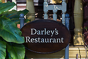 The Blue Mountains, NSW, Australia. Saturday 8th August 2020. Darley's Restaurant and immaculate  gardens, The Blue Mountains, NSW. Darley's Restaurant is Lilianfels Resort fine dining Blue Mountains Restaurant. Its a heritage listed building surrounded by beautifuly kept english style heritage  gardens.