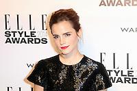 Emma Watson, ELLE Style Awards, One Embankment, London UK, 18 February 2014, Photo by Richard Goldschmidt