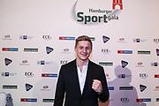 Sport Allgemein: Hamburger Sportgala 2017, Hamburg, 13.12.2017<br /> Sebastian Formella (Boxen)<br /> © Torsten Helmke