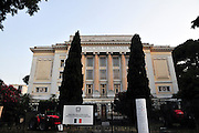 Rome, Italy, Accademia Di Romania