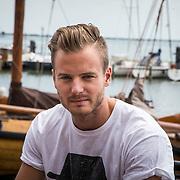 NLD/Volendam/20140626 - 100%NL magazine bestaat 5 jaar, Jim Bakkum