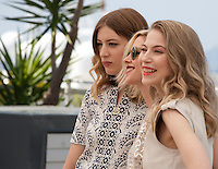 at the Personal Shopper film photo call at the 69th Cannes Film Festival Tuesday 17th May 2016, Cannes, France. Photography: Doreen Kennedy