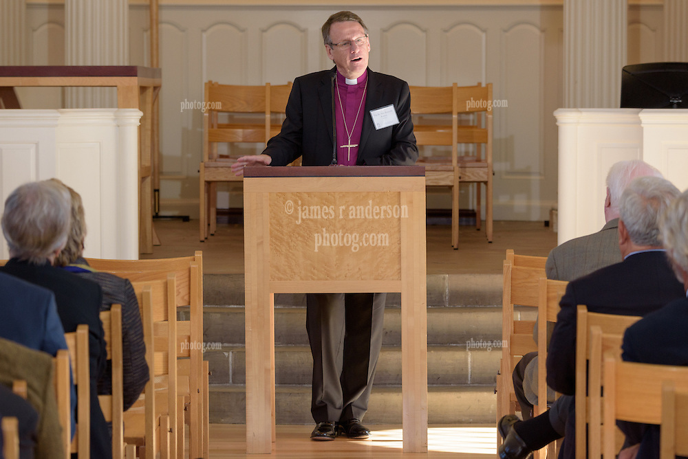 Pitt Lecture: The Rt. Rev. Kenneth Kearon at the Berkeley Divinity School at Yale University, New Haven CT 20 October 2015
