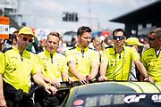 June 19-23, 2019: 24 hours of Nurburgring. 36 AMR Performance Centre, mechanics