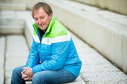 Portrait of Bojan Krizaj, former Slovenian Alpine Skier, on January 12, 2018 in Trzic, Slovenia. Photo by Vid Ponikvar / Sportida