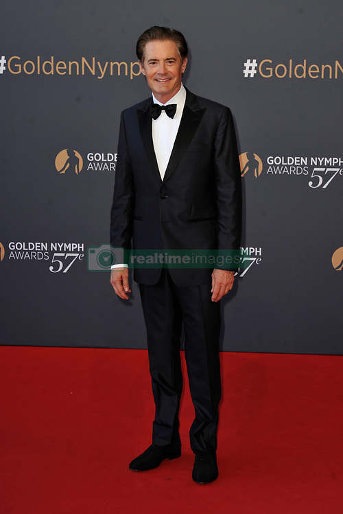 Celebrities attend the Closing ceremony of the 57th Monte Carlo TV Festival. 20 Jun 2017 Pictured: Kyle MacLachlan. Photo credit: Newspictures/ MEGA TheMegaAgency.com +1 888 505 6342