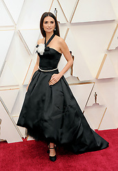 Penélope Cruz at the 92nd Academy Awards held at the Dolby Theatre in Hollywood, USA on February 9, 2020.