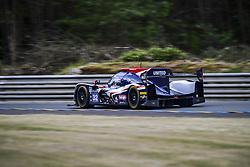 June 4, 2017 - Le Mans, France - 32 UNITED AUTOSPORTS (USA) LIGIER JSP217 GIBSON LMP2 WILLIAM OWEN (USA) HUGO SADELEIER (CHE) FILIPE ALBUQUERQUE  (Credit Image: © Panoramic via ZUMA Press)