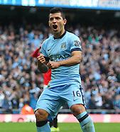 Manchester City v Manchester United 021114