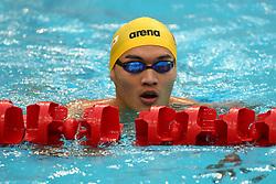 November 10, 2017 - Beijing, Beijing, China - Beijing, CHINA-10th November 2017:(EDITORIAL USE ONLY. CHINA OUT) ..Chinese swimmer Xu Jiayu at FINA Swimming World Cup 2017 at the National Aquatics Centre in Beijing, November 10th, 2017. (Credit Image: © SIPA Asia via ZUMA Wire)