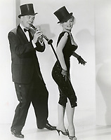 1949 Ken Murray & Marie Wilson at the Blackouts