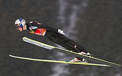 29.12.2011, Schattenbergschanze / Erdinger Arena, Oberstdorf, GER, 60. Vierschanzentournee, FIS Weldcup, Training, Ski Springen, im Bild Gregor Schlierenzauer (AUT) // Gregor Schlierenzauer of Austria during training at 60th Four-Hills-Tournament, FIS World Cup in Oberstdorf, Germany on 2011/12/29. EXPA Pictures © 2011, PhotoCredit: EXPA/ P.Rinderer