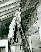 1942 Hollywood Canteen construction