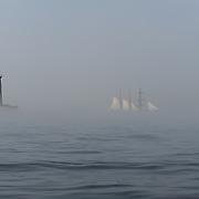 Tall ship Gazela at Sail Porstmouth 2011