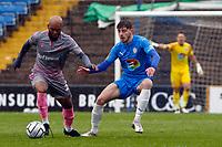 Ryan Rydel. Stockport County FC 4-0 Wealdstone FC. Vanarama National League. Edgeley Park. 3.5.21