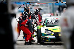 June 17, 2017 - Motorsports: DTM race Budapest, Saison 2017 - 3. Event Hungaroring, HU, # 99 Mike Rockenfeller (GER, Audi Sport Team Phoenix, Audi RS5 DTM) (Credit Image: © Hoch Zwei via ZUMA Wire)