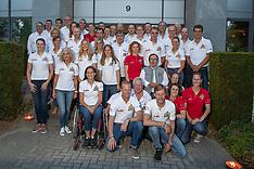 Team Belgium portraits - Tryon 2018