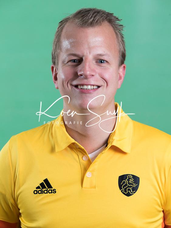 NIEUWEGEIN - Piet Hein Kraaijeveld.  KNHB scheidsrechter/ beoordeler  COPYRIGHT KOEN SUYK