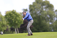 Paul Mitchell (Co. Longford) during the second round at the Connacht Mid Amateur Open, Roscommon Golf Club, Roscommon, Roscommon, Ireland. 17/08/2019.<br /> Picture Fran Caffrey / Golffile.ie<br /> <br /> All photo usage must carry mandatory copyright credit (© Golffile | Fran Caffrey)