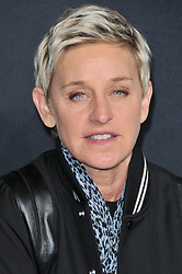 Ellen DeGeneres arrives at the SAINT LAURENT At The Palladium held at the Hollywood Palladium in Los Angeles, CA on Wednesday, February 10, 2016. (Photo By Sthanlee B. Mirador) *** Please Use Credit from Credit Field ***