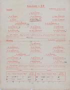 Interprovincial Railway Cup Football Cup Final,  17.03.1955, 03.17.1955, 17th March 1955, referee R Staiclium, Connacht 1-10, Leinster 1-14.Interprovincial Railway Cup Hurling Cup Final,  17.03.1955, 03.17.1955, 17th March 1955, referee S O Cleirig, Leinster 2-09, Munster 3-10, Hurling Team Leinster, K Matthews, J Hogan, N O'Donnell, W Rackard, J English, R Rackard, J McGovern, S Clohessy, J Morrissey, N Allen, E Wheeler, T Maher, M Kelly, P Fitzgerald, T Flood, Hurling Team Munster, A Reddan, J O'Riordan, J Lyons, J Doyle, J O'Connor, D O'Grady, V Twomey, P Stakelum, S Hough, W J Daly, D Dillon, J Smith, J Hartnett, J Greene, C Ring,